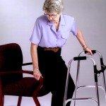 Treppensteighilfen für Menschen mit Gehhilfen