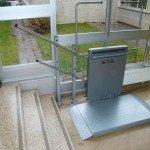 Plattformlift für Rollstuhlfahrer PLG7