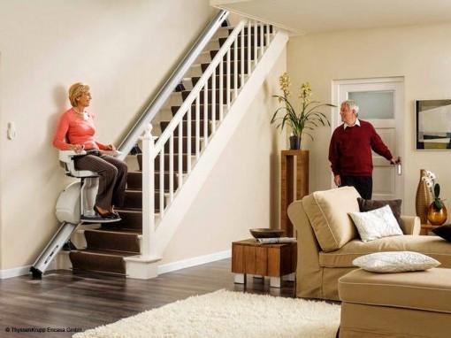 treppenlift selbst einbauen wissenswertes zu einbau und montage. Black Bedroom Furniture Sets. Home Design Ideas